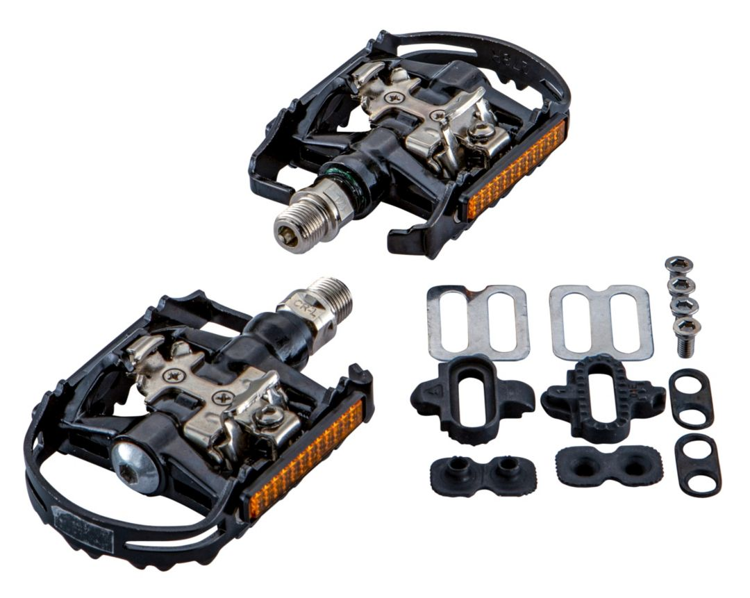 Bike Pedal Clips >> Charge Hybrid Clipless Bike Pedals