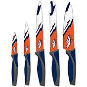 Sports Vault Denver Broncos Kitchen Knives