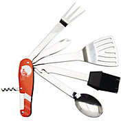 Sports Vault Cleveland Browns BBQ Multi-Tool