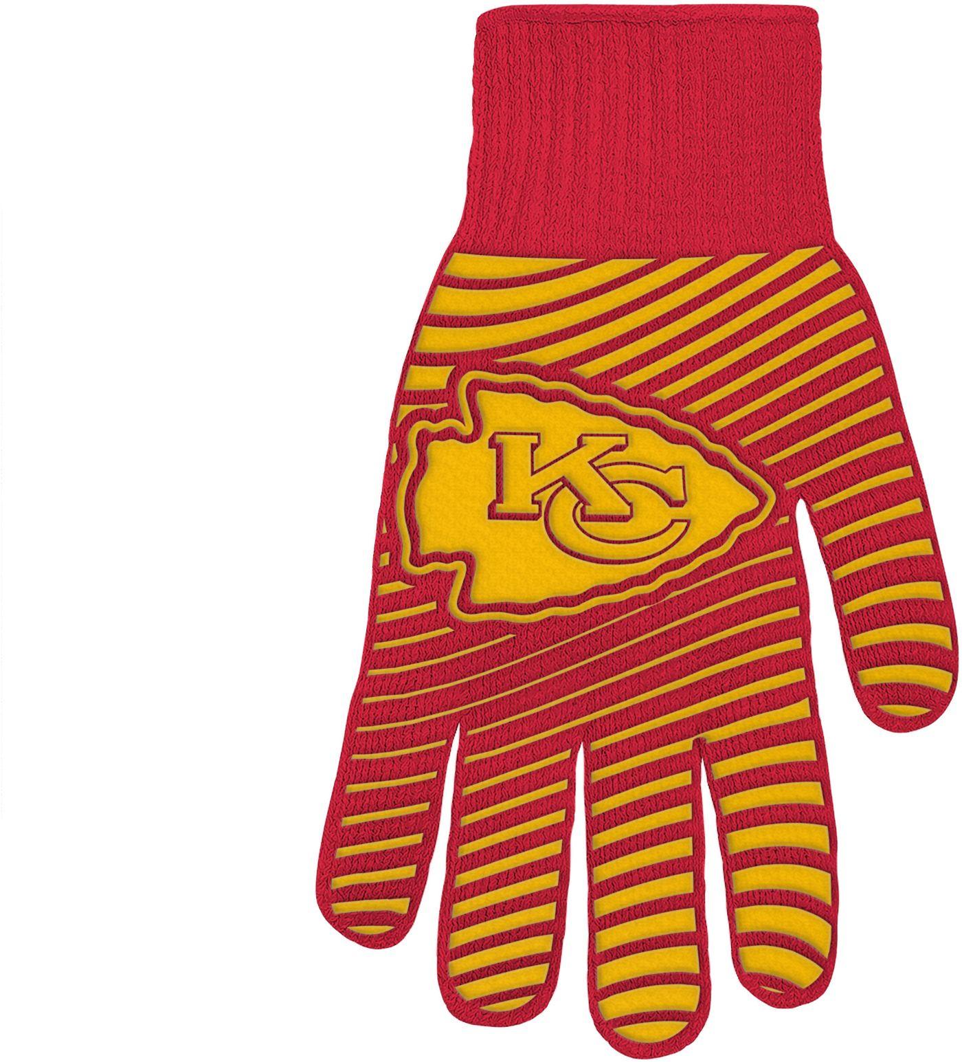 Sports Vault Kansas City Chiefs BBQ Glove