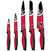 Sports Vault Atlanta Falcons Kitchen Knives