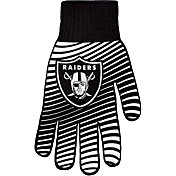 Sports Vault Oakland Raiders BBQ Glove