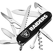 Sports Vault Oakland Raiders Classic Pocket Multi-Tool