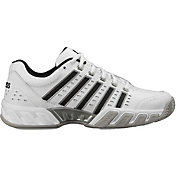K-Swiss Men's Bigshot Leather Tennis Shoes