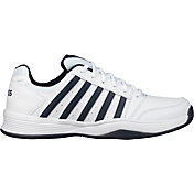 K-Swiss Men's Court Smash Tennis Shoes