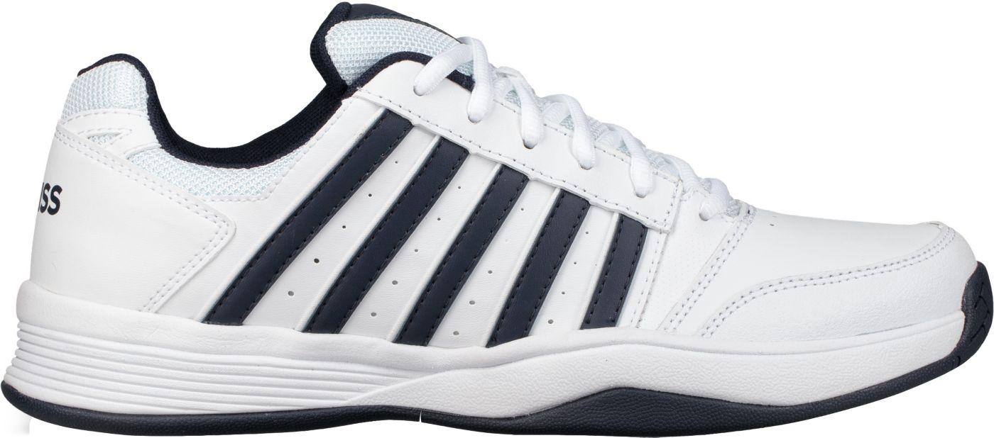 K-Swiss Men's Court Smash Tennis Shoes