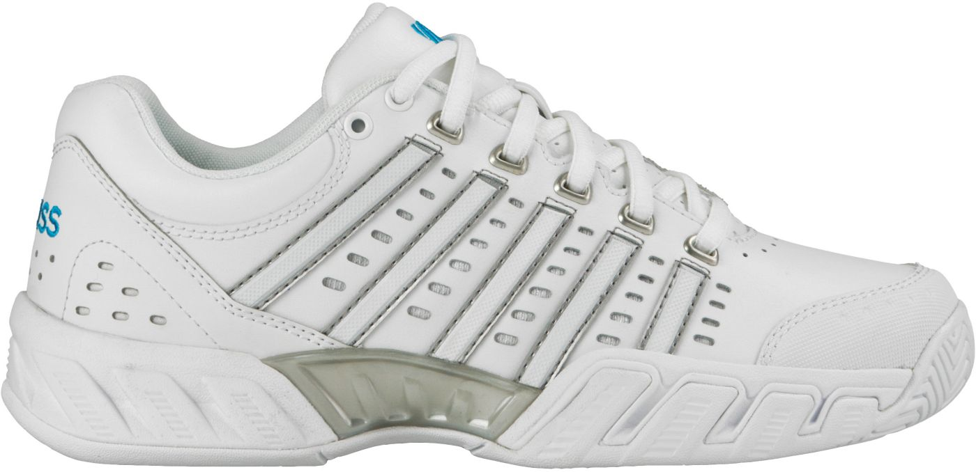 K-Swiss Women's Bigshot Leather Tennis Shoes