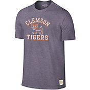Original Retro Brand Men's Clemson Tigers Regalia Mock Twist T-Shirt