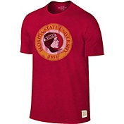 Original Retro Brand Men's Florida State Seminoles Garnet Mock Twist T-Shirt
