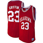 Original Retro Brand Men's Blake Griffin Oklahoma Sooners #23 Crimson Retro Basketball Jersey