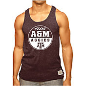Original Retro Brand Men's Texas A&M Aggies Maroon Retro Mock Twist Tank Top