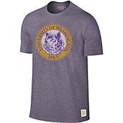 Original Retro Brand Men's Washington Huskies Purple Mock Twist T-Shirt