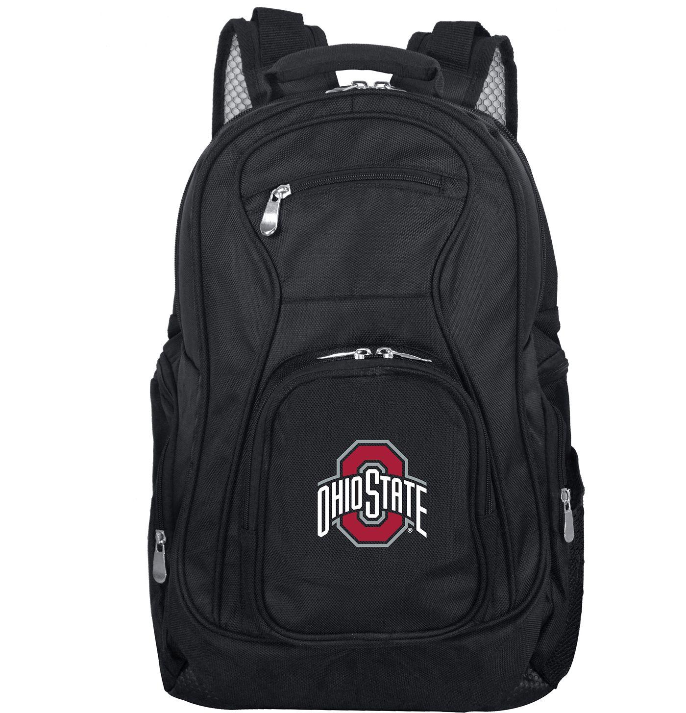 Mojo Ohio State Buckeyes Laptop Backpack