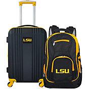 Mojo LSU Tigers Two Piece Luggage Set