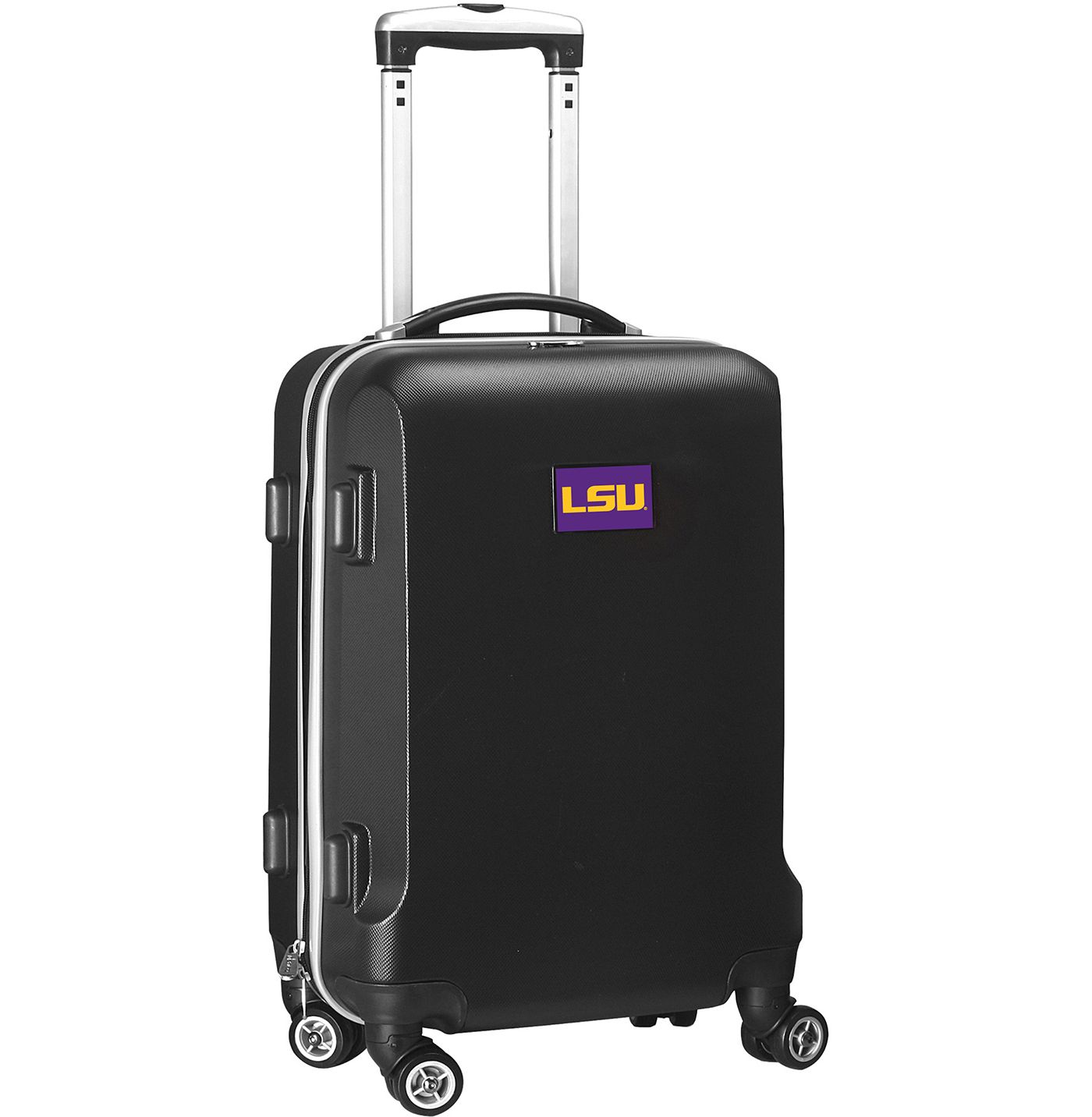Mojo LSU Tigers Hard Case Black Carry-On