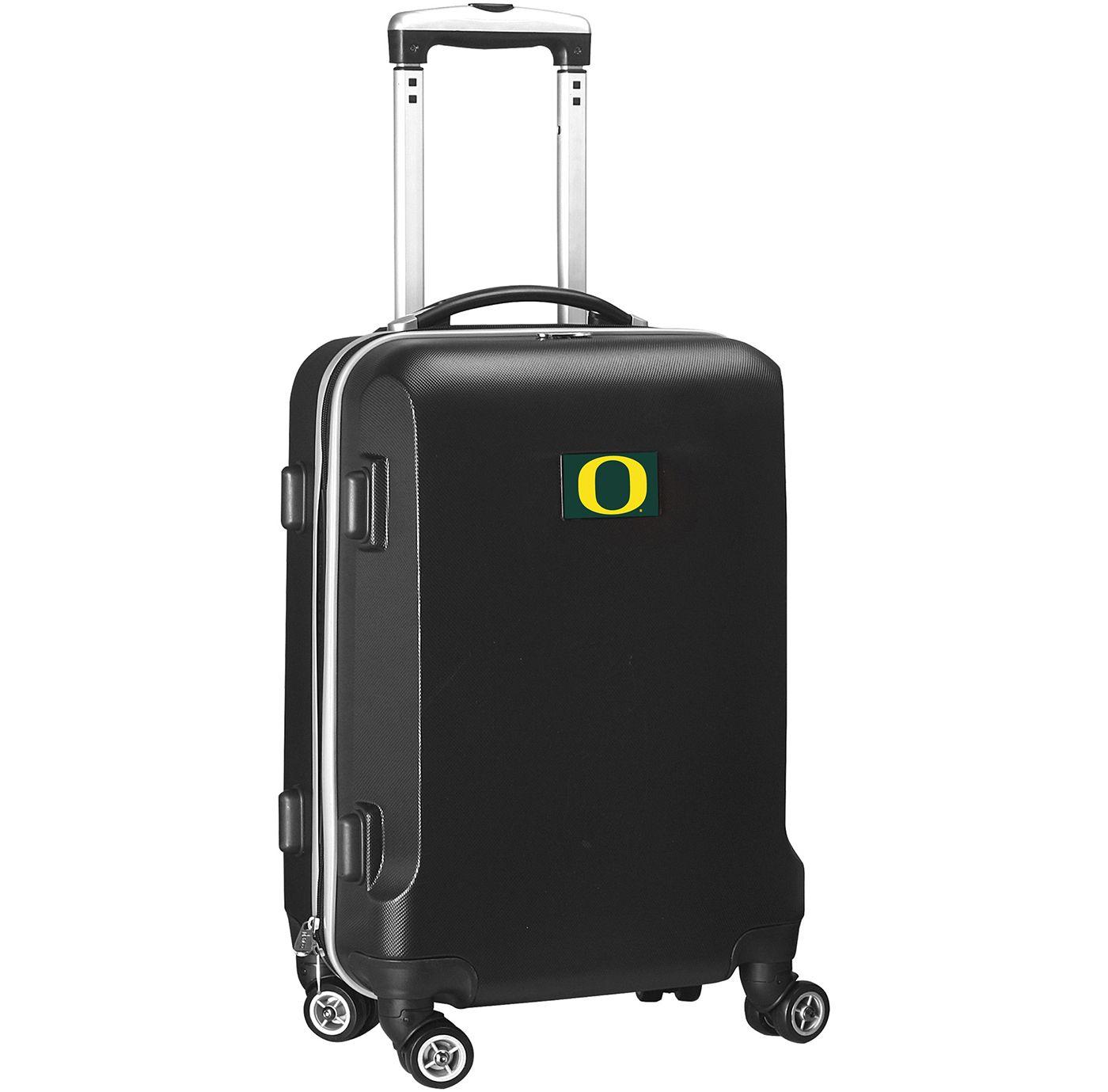Mojo Oregon Ducks Hard Case Black Carry-On
