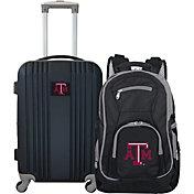 Mojo Texas A&M Aggies Two Piece Luggage Set