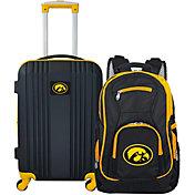 Mojo Iowa Hawkeyes Two Piece Luggage Set