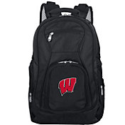 Mojo Wisconsin Badgers Laptop Backpack