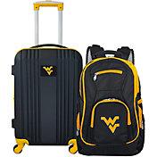 Mojo West Virginia Mountaineers Two Piece Luggage Set