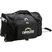 Mojo Los Angeles Chargers Wheeled Duffle