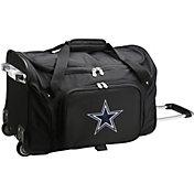 Mojo Dallas Cowboys Wheeled Duffle
