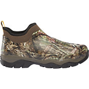 LaCrosse Men's Alpha Muddy Mossy Oak 4.5'' Insulated Waterproof Work Shoes