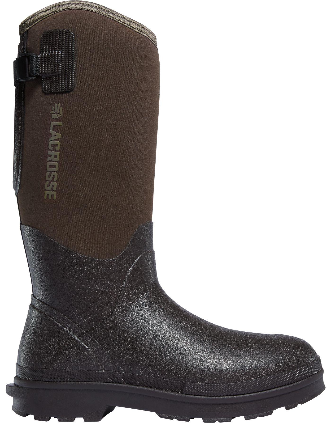 LaCrosse Men's Alpha Range 14'' 5.0mm Rubber Work Boots