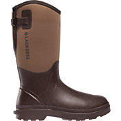 LaCrosse Men's Alpha Range Air Circ Rubber Hunting Boots