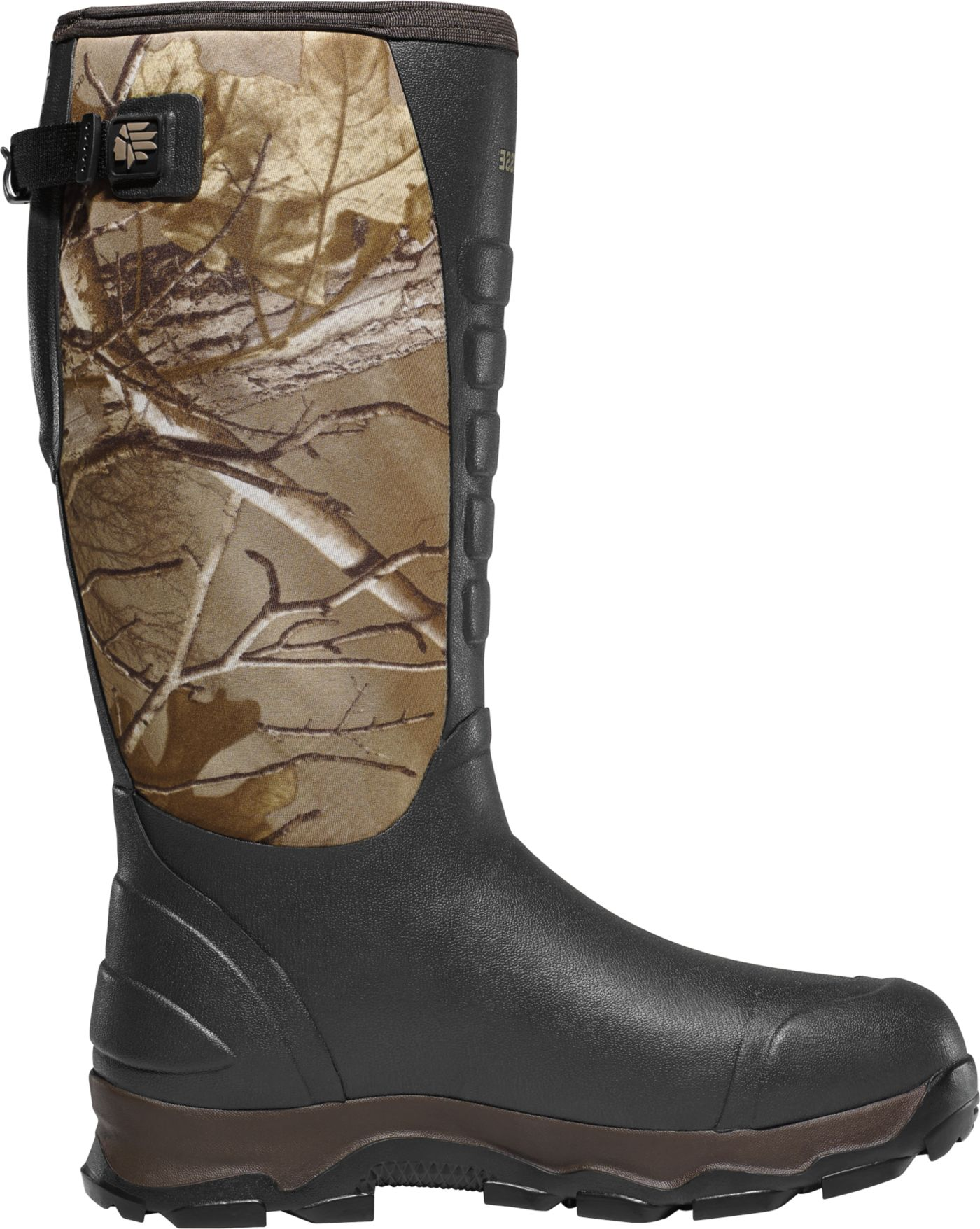 LaCrosse Men's 4xAlpha 16'' Realtree Xtra 7.0mm Rubber Hunting Boots
