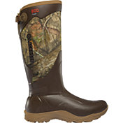 LaCrosse Men's Alpha Agility 17'' Mossy Oak Break-Up Country 800g Rubber Hunting Boots