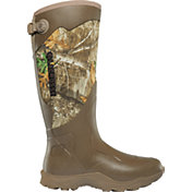 LaCrosse Men's Alpha Agility 17'' Realtree Edge Rubber Hunting Boots