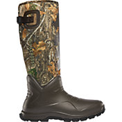 LaCrosse Men's AeroHead Sport 16'' Realtree Edge 3.5mm Waterproof Hunting Boots