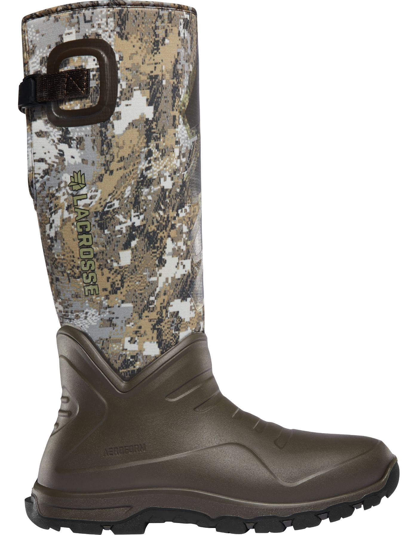 LaCrosse Men's AeroHead Sport 16'' Gore OPTIFADE Elevated II 7.0mm Waterproof Hunting Boots