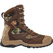 LaCrosse Men's Atlas 8'' Mossy Oak Break-Up Country 1200g Waterproof Hunting Boots