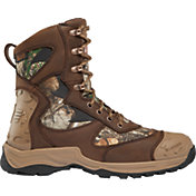 LaCrosse Men's Atlas 8'' Realtree Edge 800g Waterproof Hunting Boots