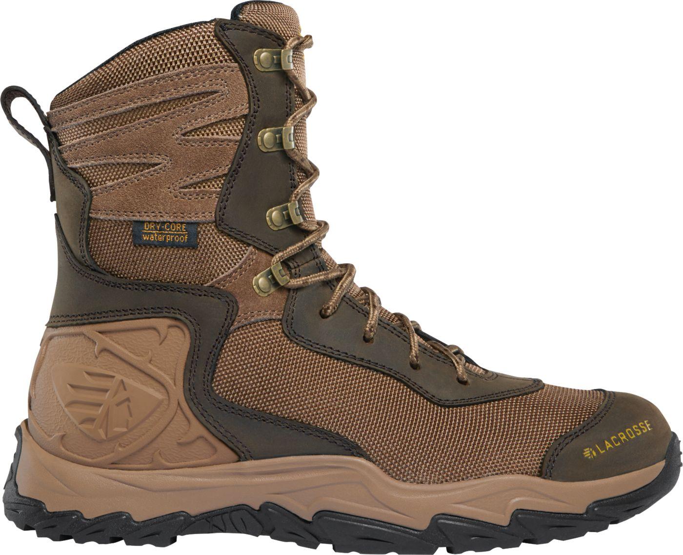 LaCrosse Men's Windrose 8'' Waterproof Hunting Boots
