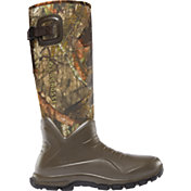 LaCrosse Men's Aerohead Sport Mossy Oak Break-Up Country 3.5mm Rubber Hunting Boots