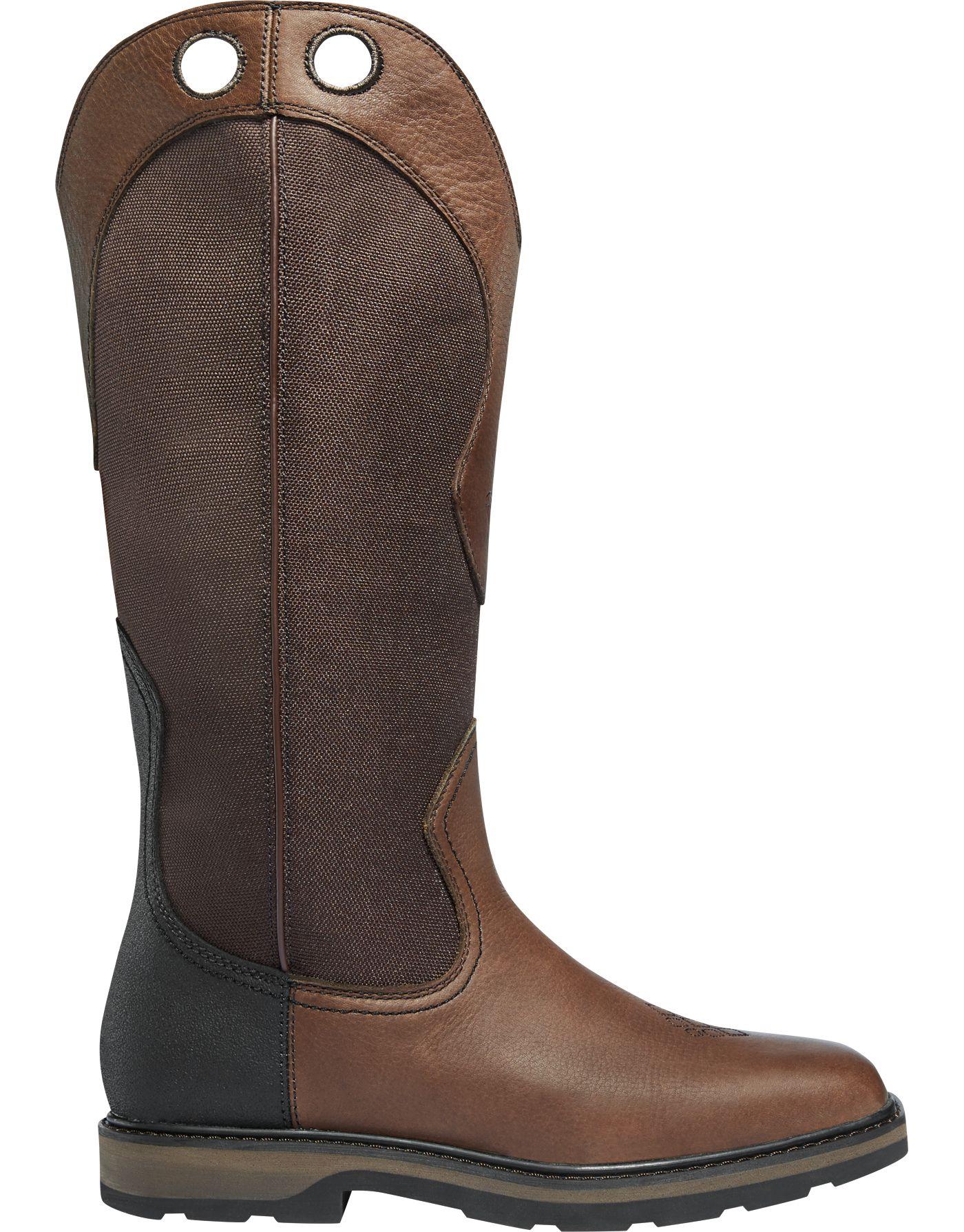 LaCrosse Men's Snake Country Waterproof Snake Boots