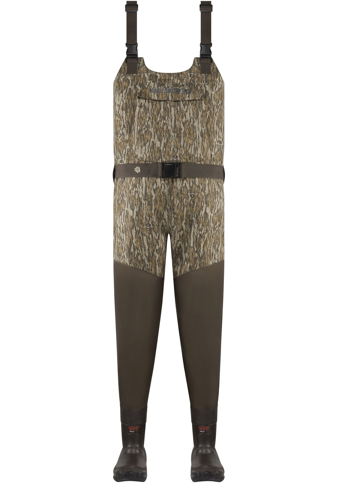 LaCrosse Men's Wetlands Insulated Chest Waders