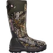 LaCrosse Women's Alphaburly Pro 15'' Mossy Oak Break-Up Country 1600g Rubber Hunting Boots
