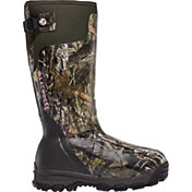 LaCrosse Women's Alphaburly Pro 15'' Mossy Oak Break-Up Country 1600g Rubber Hunting Boots