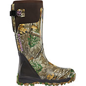 LaCrosse Women's Alphaburly Pro 15'' Realtree Edge Rubber Hunting Boots