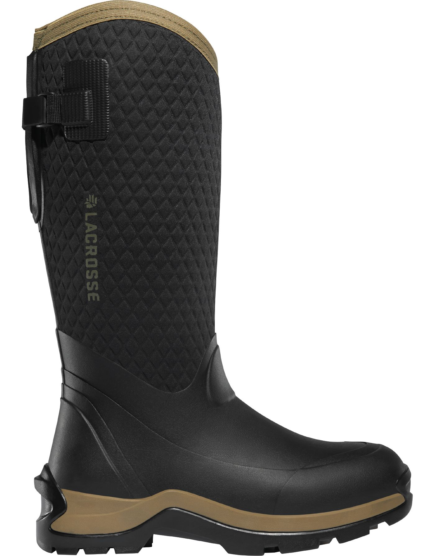 LaCrosse Women's Alpha Thermal 14'' 7.0mm Waterproof Work Boots