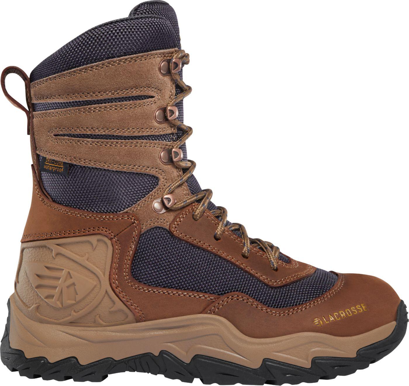 LaCrosse Women's Windrose 8'' Waterproof Hunting Boots