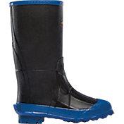 LaCrosse Kids' Lil' Grange Waterproof Rubber Boots