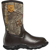 LaCrosse Kids' Lil' Alpha Lite Realtree Xtra 5.0mm 1000g Rubber Hunting Boots