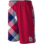 Loudmouth Men's St. Louis Cardinals Gym Shorts