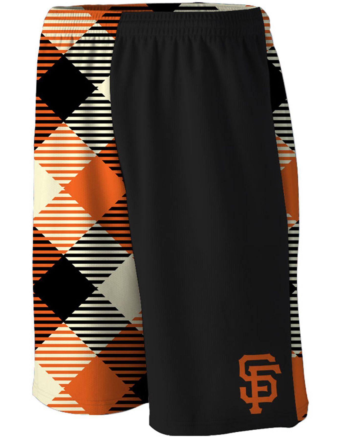 Loudmouth Men's San Francisco Giants Gym Shorts