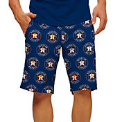 Loudmouth Men's Houston Astros Golf Shorts
